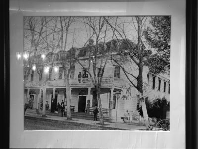 Original Rose Hotel in Pleasanton California