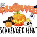 pleasanton halloween scavenger hunt 2019