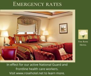 Emergency Rates